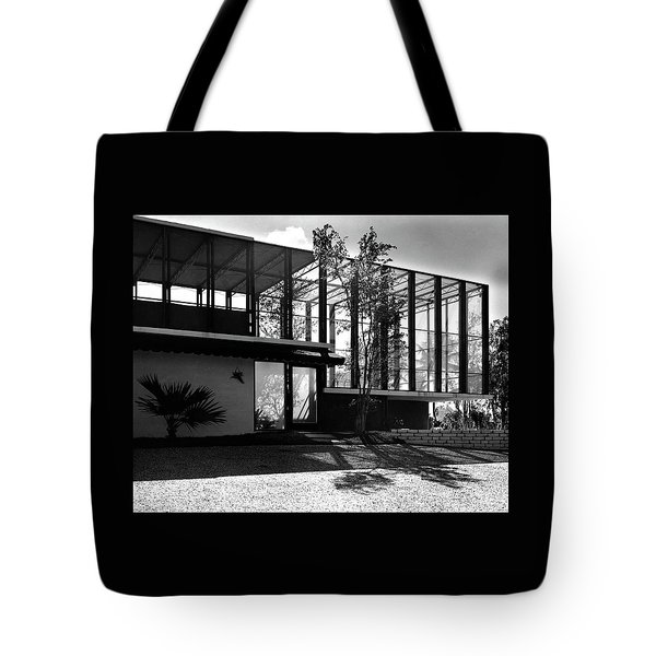 Michael Heller's Home In Miami Tote Bag