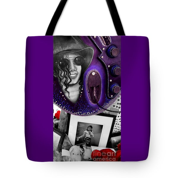 Michael's Memorial Tote Bag