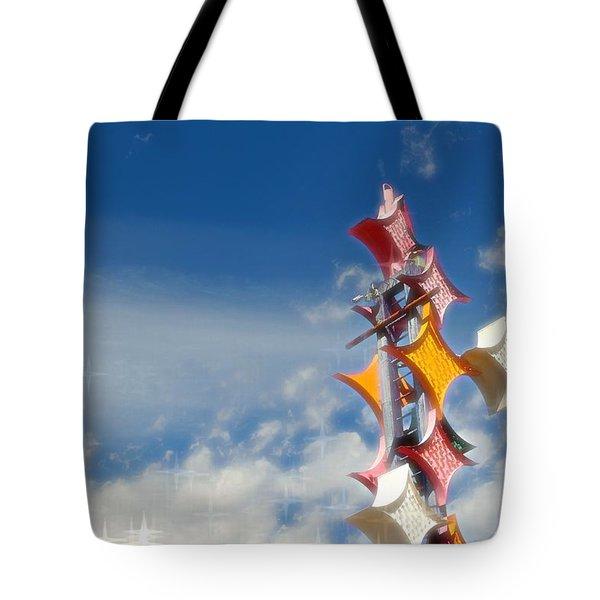 Mid-century Magic  Tote Bag