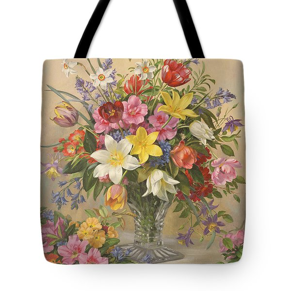 Mid Spring Glory Tote Bag