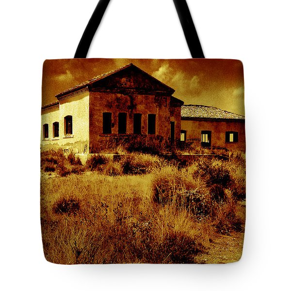 Midday Sanctuary Tote Bag
