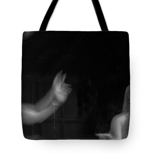 Tote Bag featuring the photograph Mideastern Dancing 7 by Catherine Sobredo