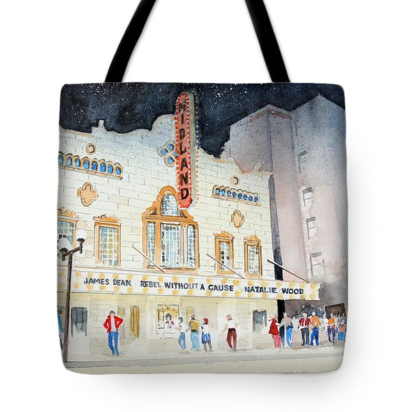 Midland Theatre Tote Bag