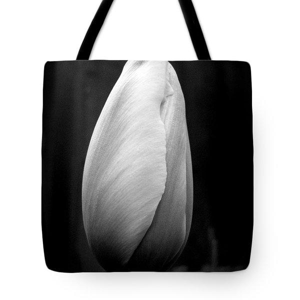 Midnight Blossom Tote Bag