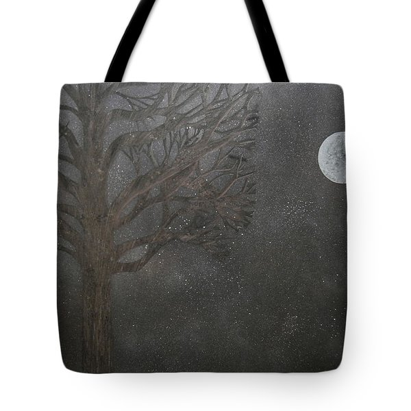 Midnight Calm Tote Bag by Drew Shourd