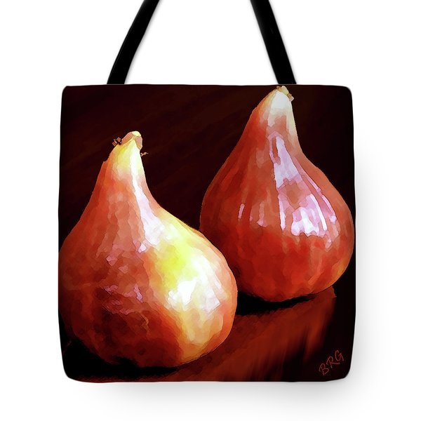 Midnight Figs Tote Bag