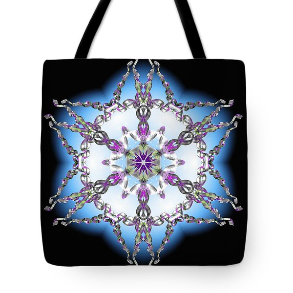Midnight Galaxy IIi Tote Bag