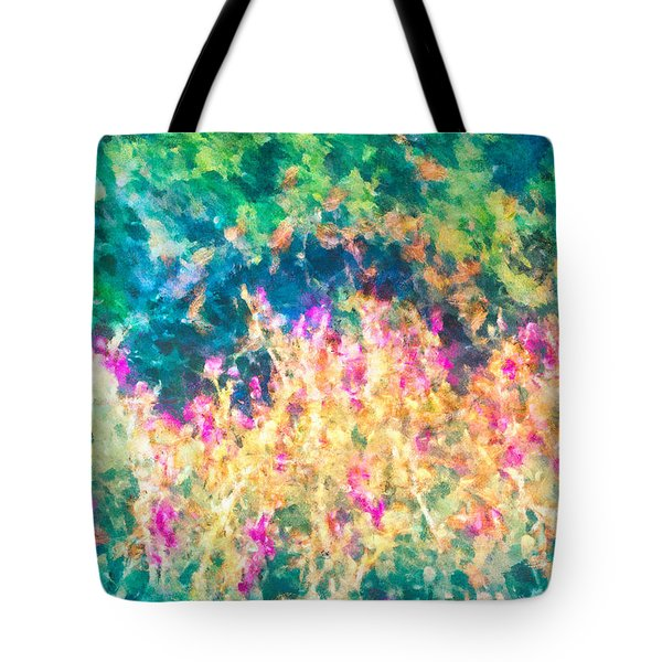 Midnight In The Garden Tote Bag