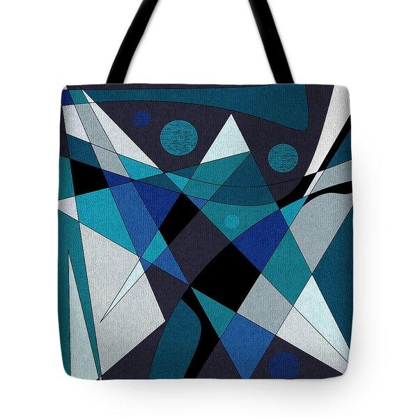 Midnight Jazz Tote Bag