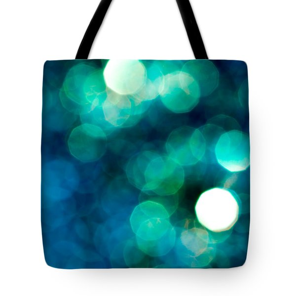 Midnight Magic Tote Bag by Jan Bickerton