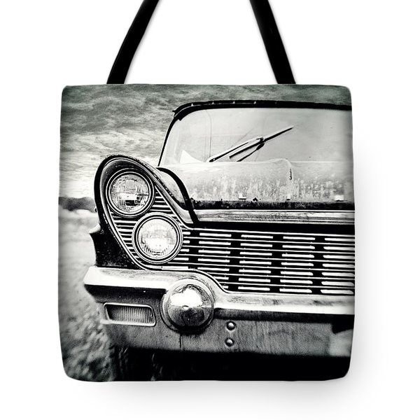 Midnight Ride 2 Tote Bag by Scott Pellegrin