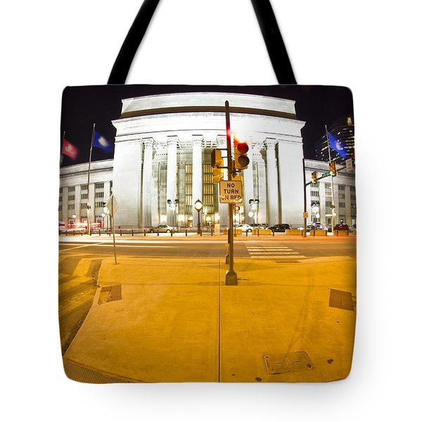 Midnight Train From Philly Tote Bag