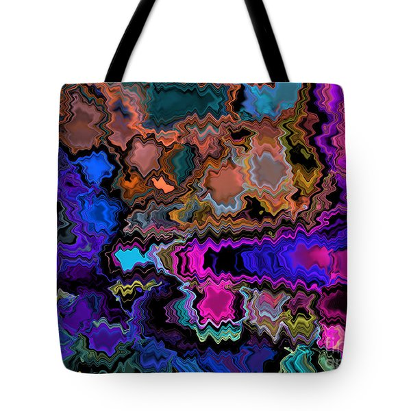 Midnight Trip Tote Bag