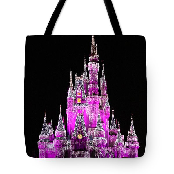 Midnight View Tote Bag by Lorna Maza