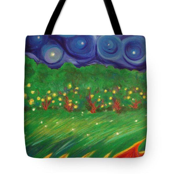 Midsummer By Jrr Tote Bag by First Star Art