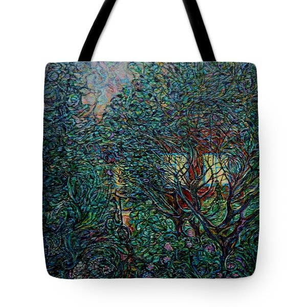 Midsummer Night Tote Bag