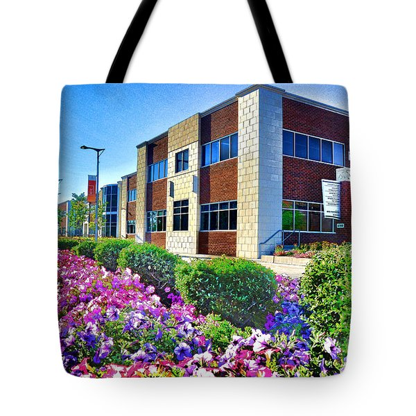 Geis Midtown Tech Park - Cleveland Ohio Tote Bag