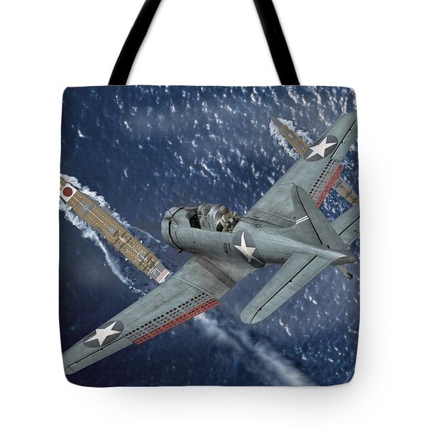 Midway Moment Tote Bag