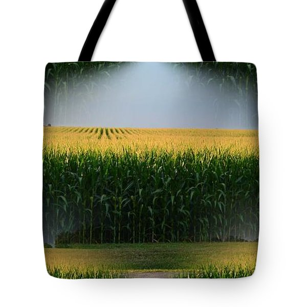 Midwest Gold Tote Bag