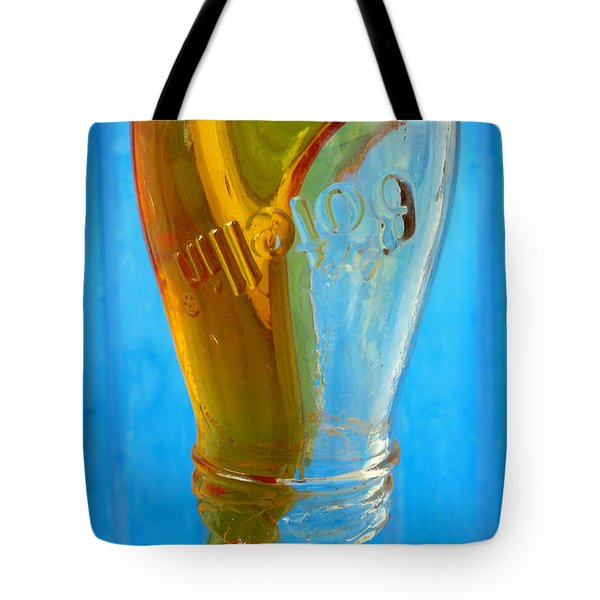 Tote Bag featuring the photograph Miel by Skip Hunt