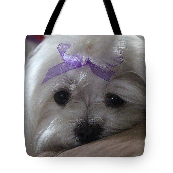 Miesha 2 Tote Bag