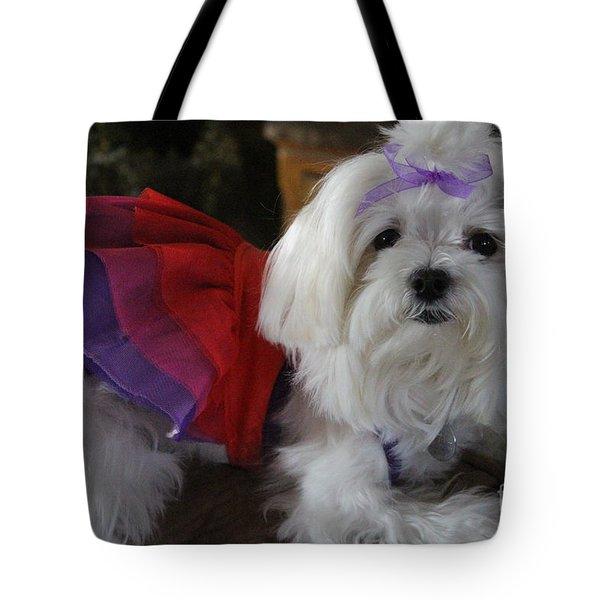 Miesha Tote Bag