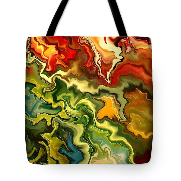 Migdaya By Rafi Talby Tote Bag by Rafi Talby