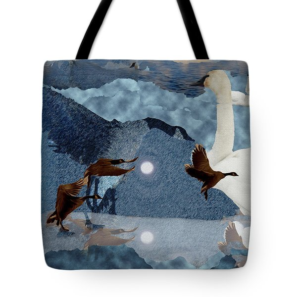 Migrations Tote Bag