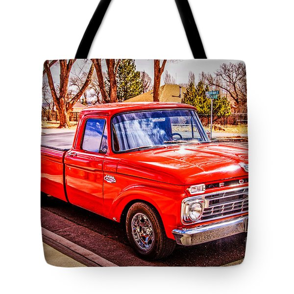 Mike's 66 Tote Bag