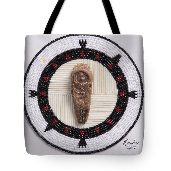 Mikinaak Cradleboard Tote Bag