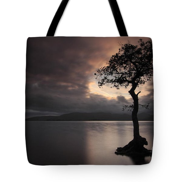 Milarrochy Bay Sunset Tote Bag