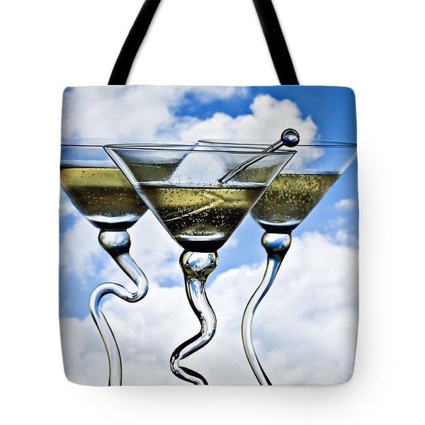 Mile High Club Tote Bag by Linda Blair