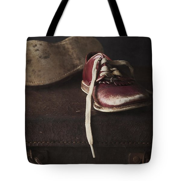 Tote Bag featuring the photograph Miles And Years by Amy Weiss