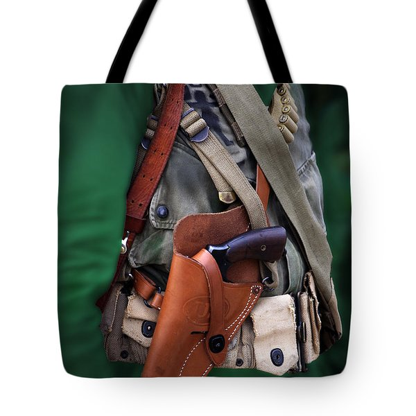 Military Small Arms 02 Ww II Tote Bag by Thomas Woolworth