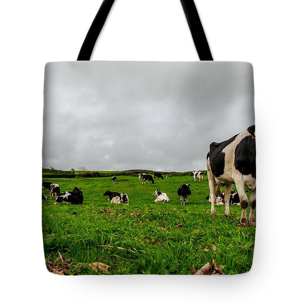 Milk Nature Nose Tote Bag