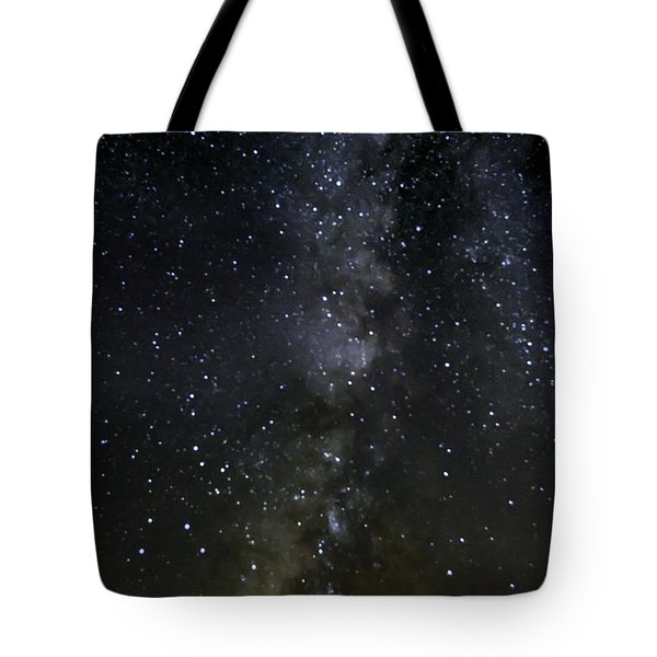 Milky Way Tote Bag by Marlo Horne
