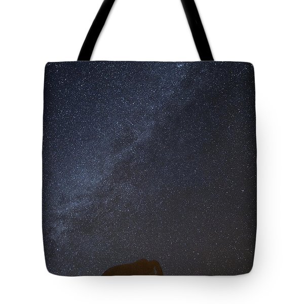 Milky Way  Tote Bag by Melany Sarafis