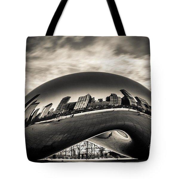 Millenium Bean  Tote Bag