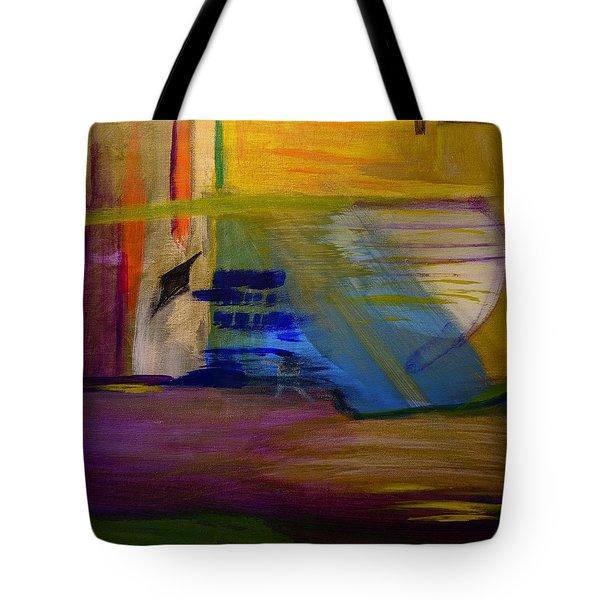 Millenium Park Tote Bag by Dick Bourgault