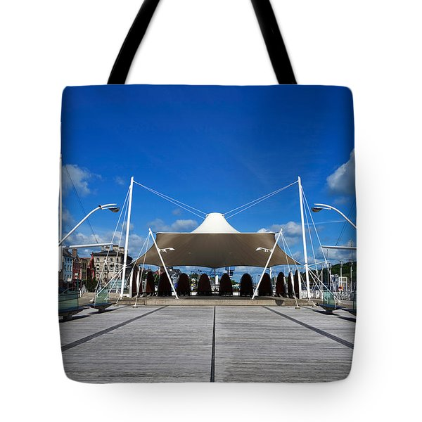 Millenium Plaza, Waterford City Tote Bag