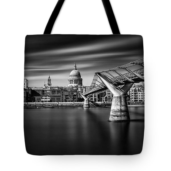 Millennium Bridge Tote Bag