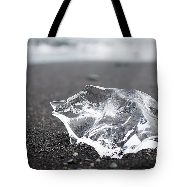 Tote Bag featuring the photograph Millennium Ice by Peta Thames