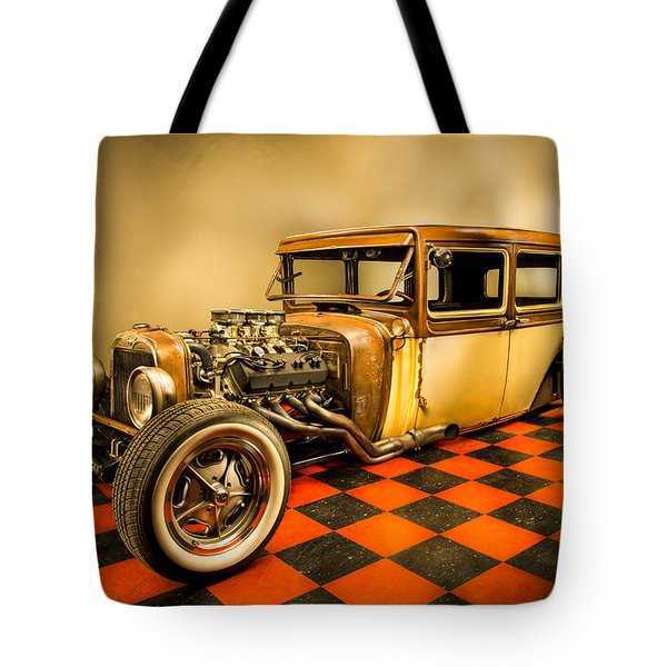 Millers Chop Shop 1929 Dodge Victory Six After Tote Bag