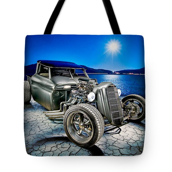 Millers Chop Shop 1964 Gmc Truck Tote Bag