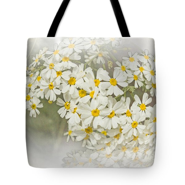 Tote Bag featuring the photograph Millicent by Elaine Teague