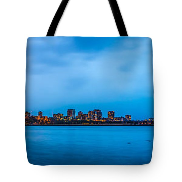 Milwaukee Skyline - Version 2 Tote Bag