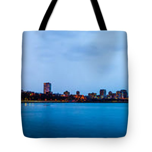 Milwaukee Skyline - Version 1 Tote Bag