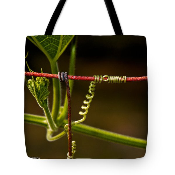 Mimic Tote Bag by Christopher Holmes