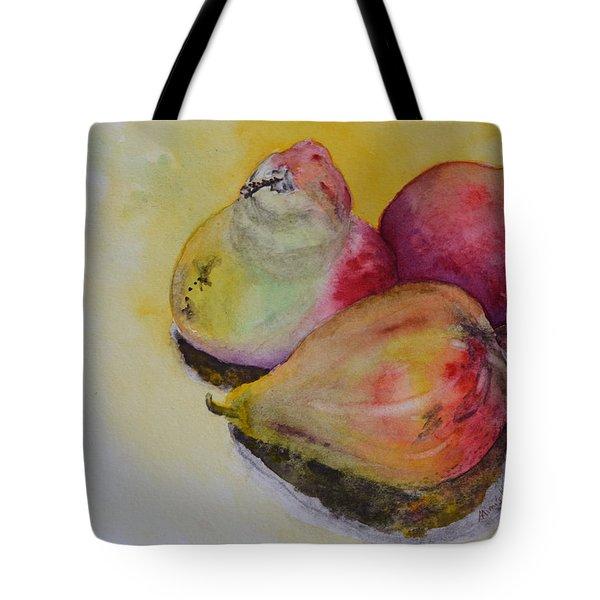 Mimi's Harvest Tote Bag by Beverley Harper Tinsley