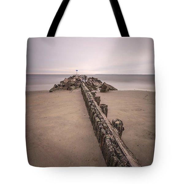 Mind Excursion Tote Bag by Evelina Kremsdorf